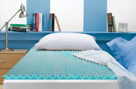 Use a Cooling Pad on a Mattress Topper