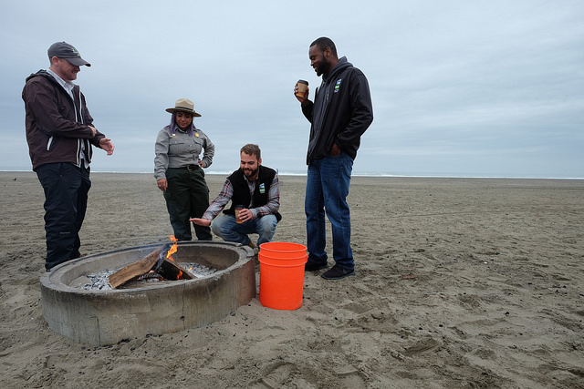 San Diego Fire Pit in Ocean Beach - San Diego Fire Pit Laws - Know Before You Go FFSDSan Diego's Fine
