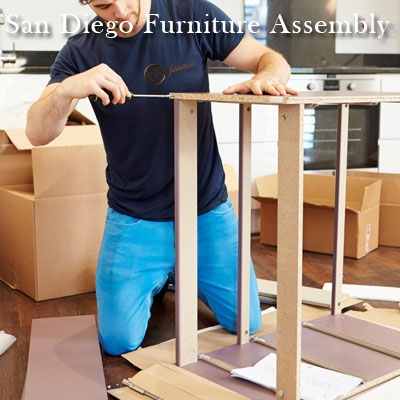 San Diego Furniture Assembly Service