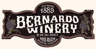 Bernardo Winery Logo