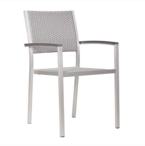 Metropolitan Contemporary Patio Chair