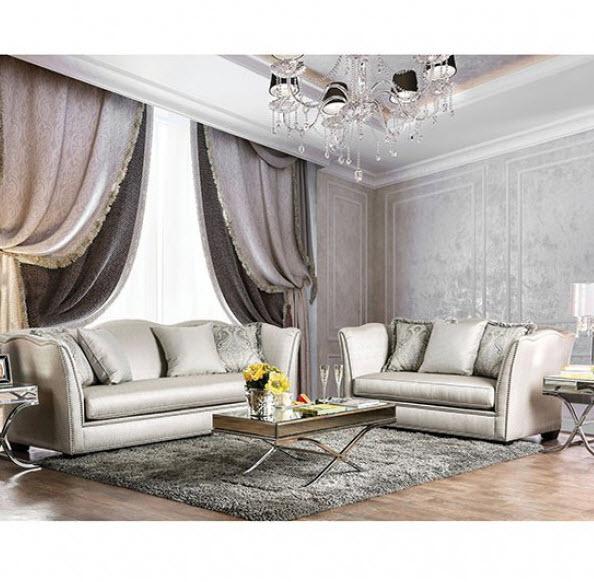 The Alessandra Silky Sofa