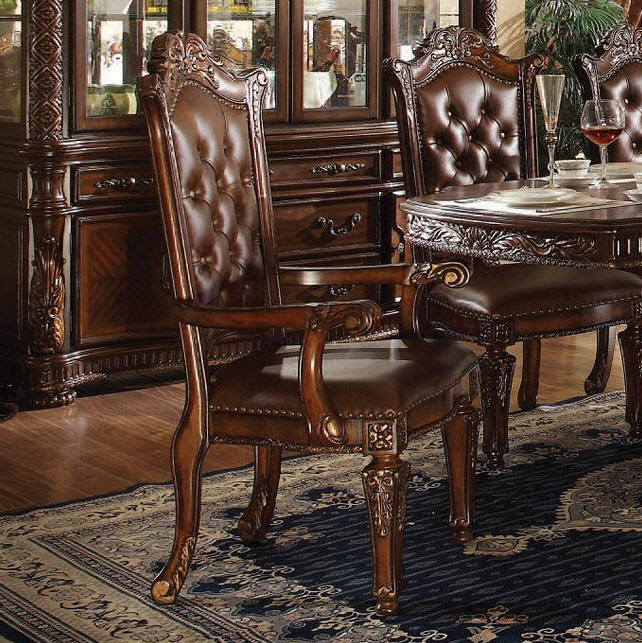Vendome Cherry Dining Arm Chair