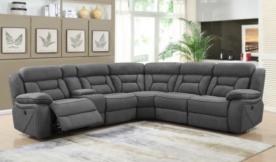 Higgins 4 Piece Sectional Sofa