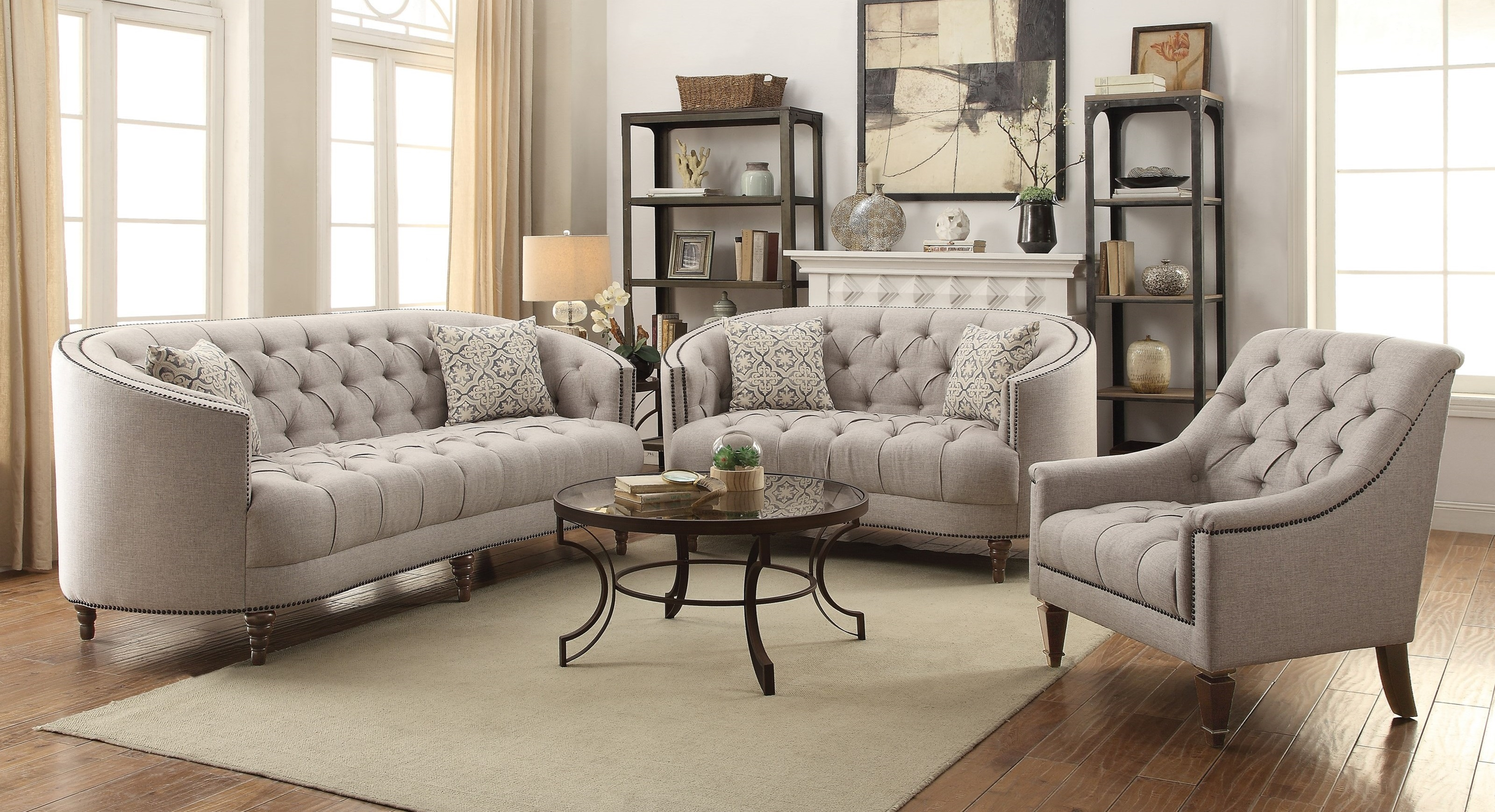 Avonlea Sofa And Chair Set 505641