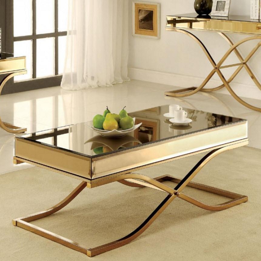 sundance coffee table