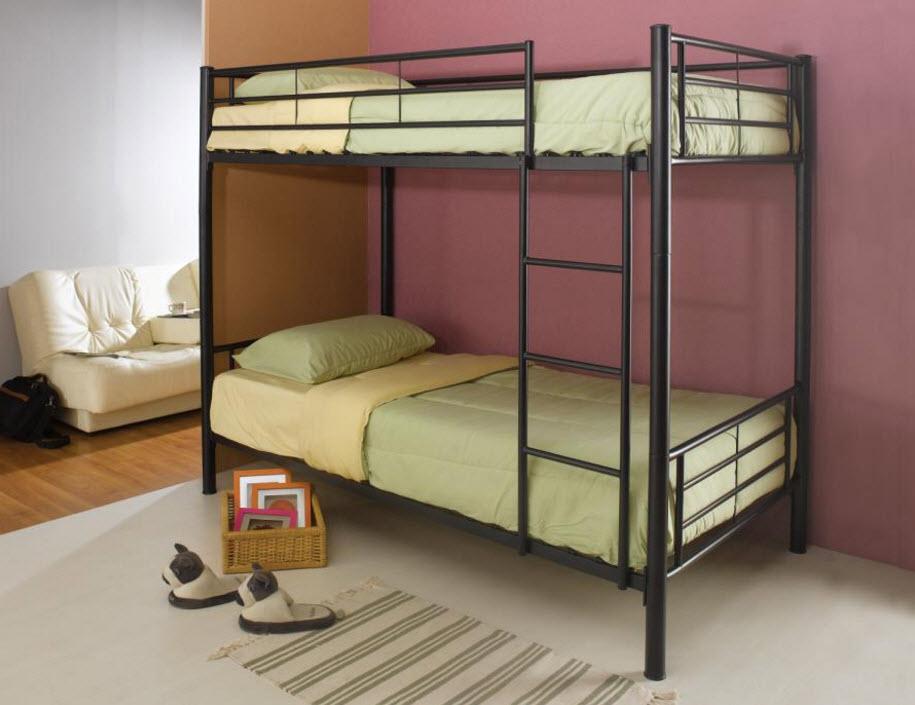 Black T/T Bunk Bed
