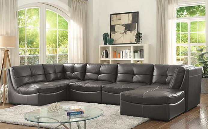 Fine Furniture San Diego :: Living Room :: Sectional Sofa :: Libbie ...