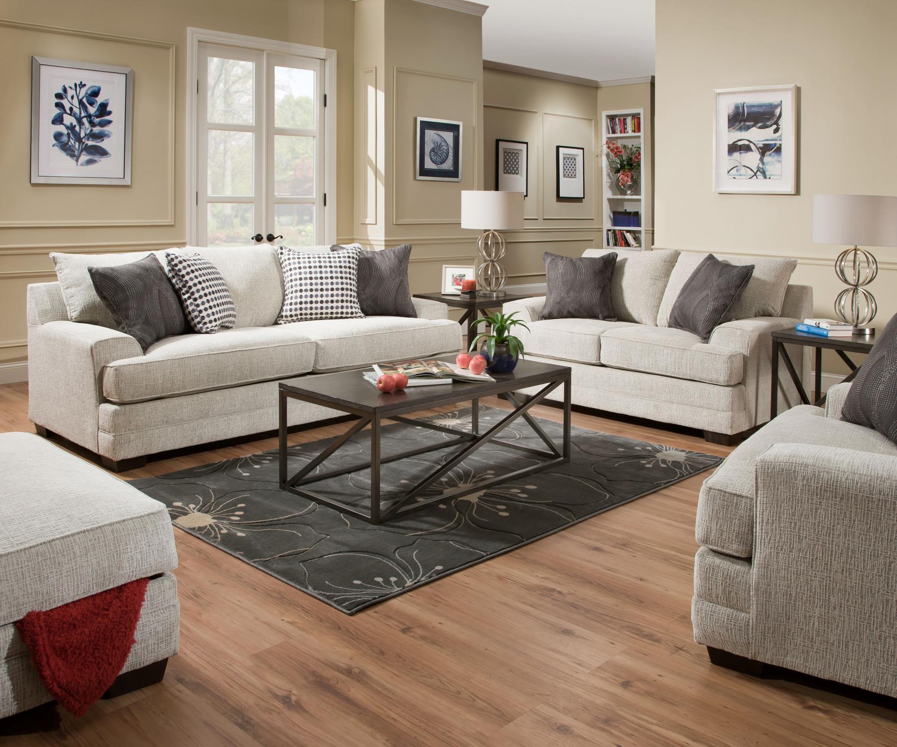 Sofa w/ Loveseat