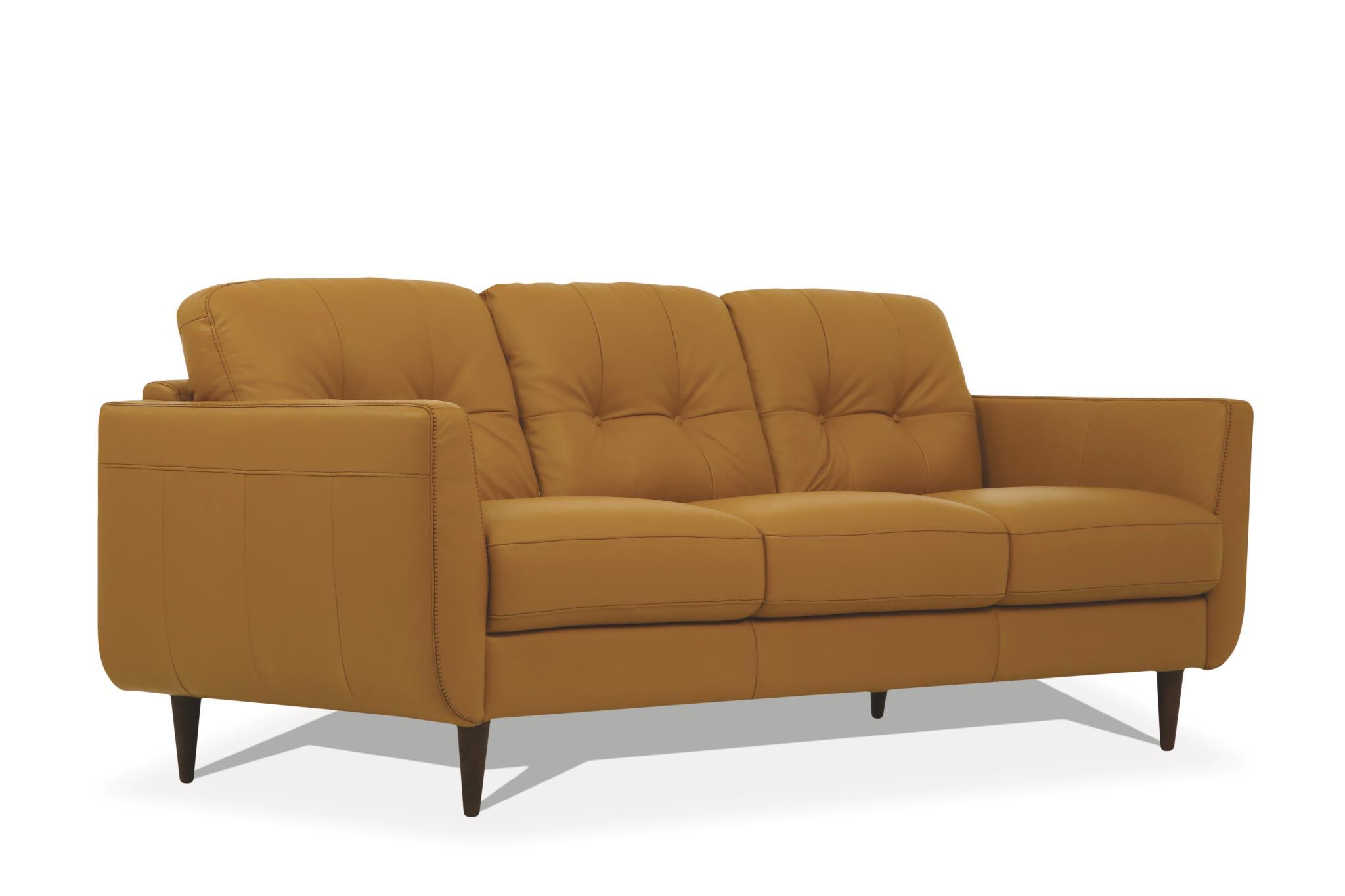 Camel Sofa