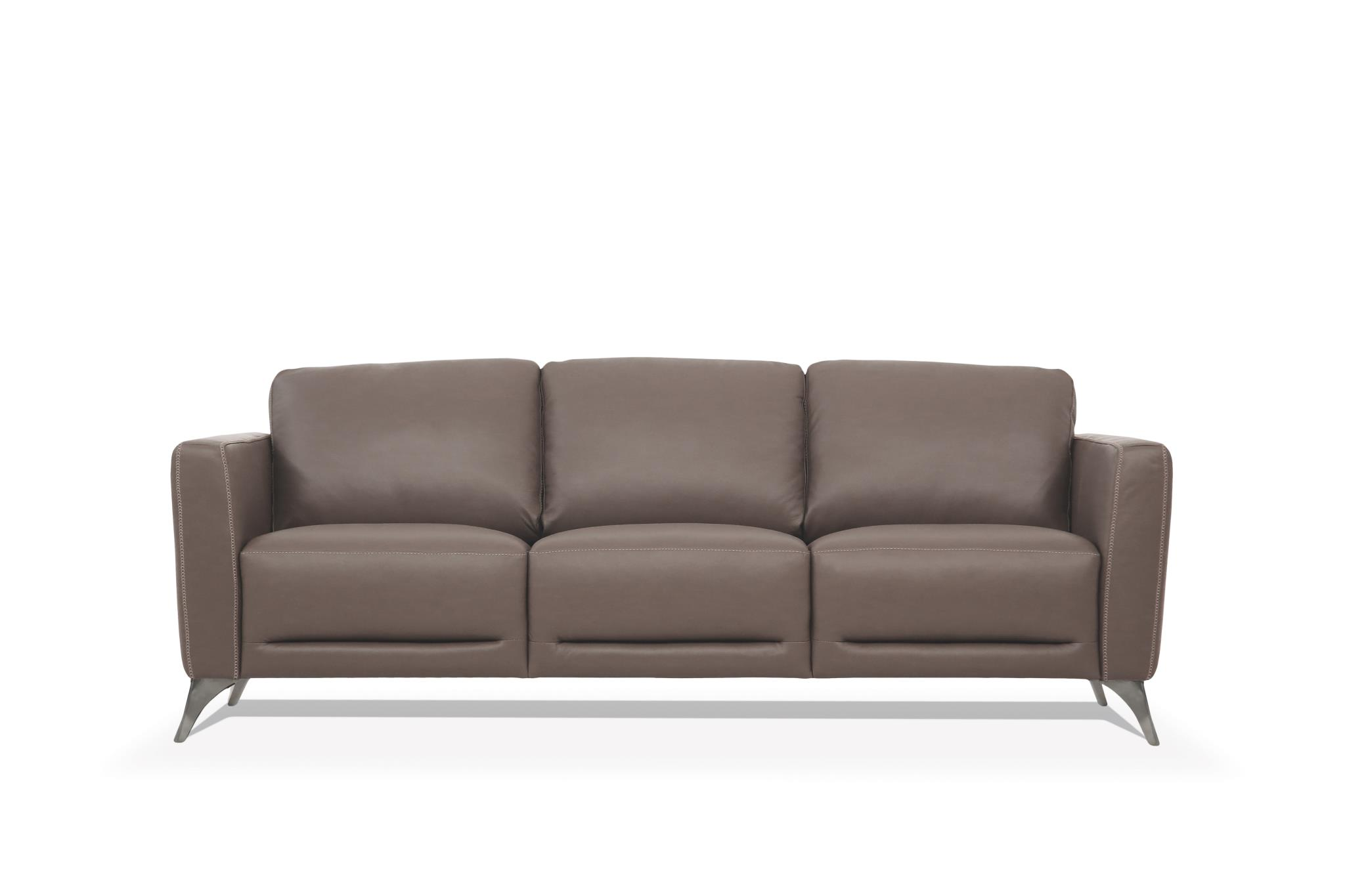 Taupe Sofa Front