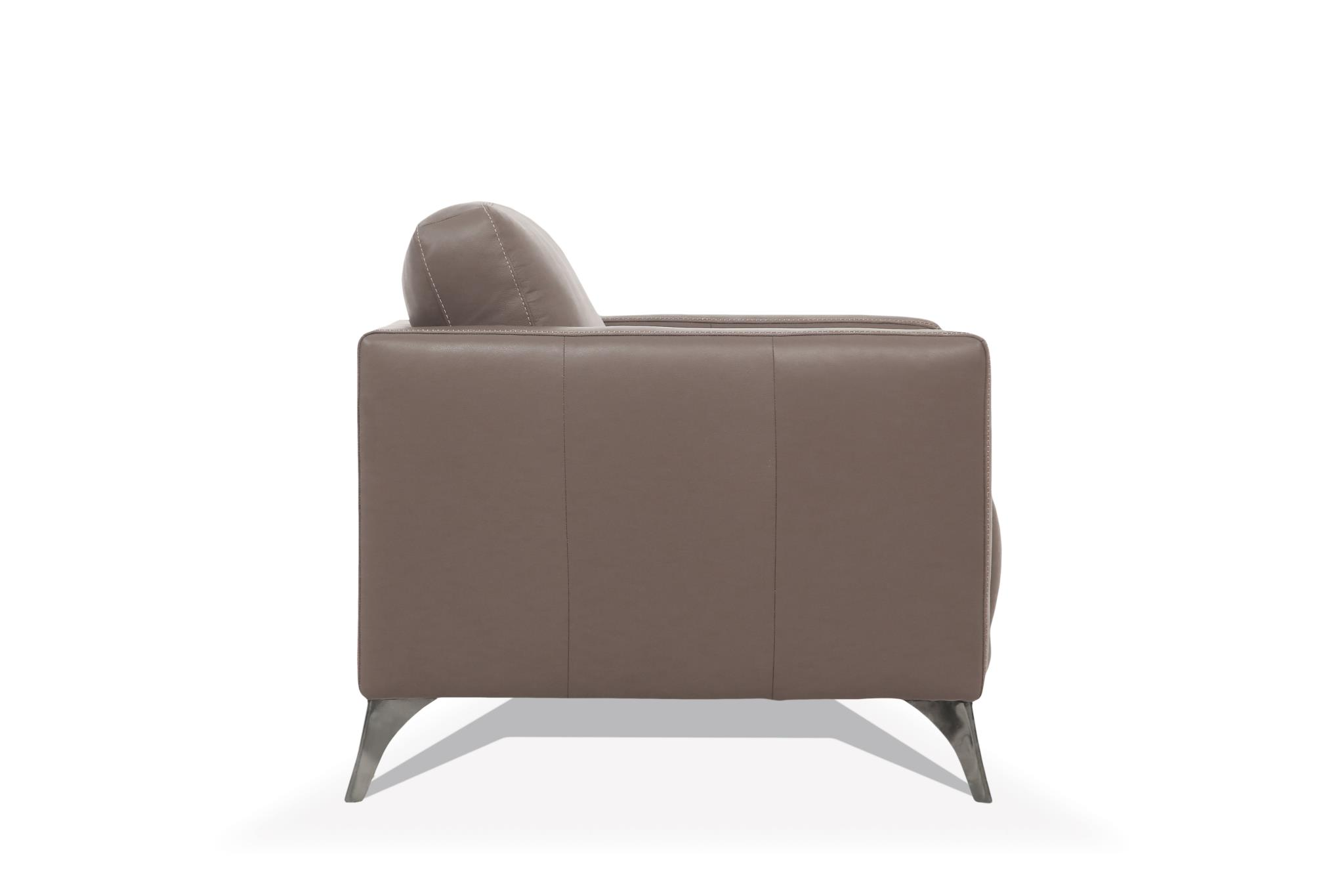 Taupe Chair Side