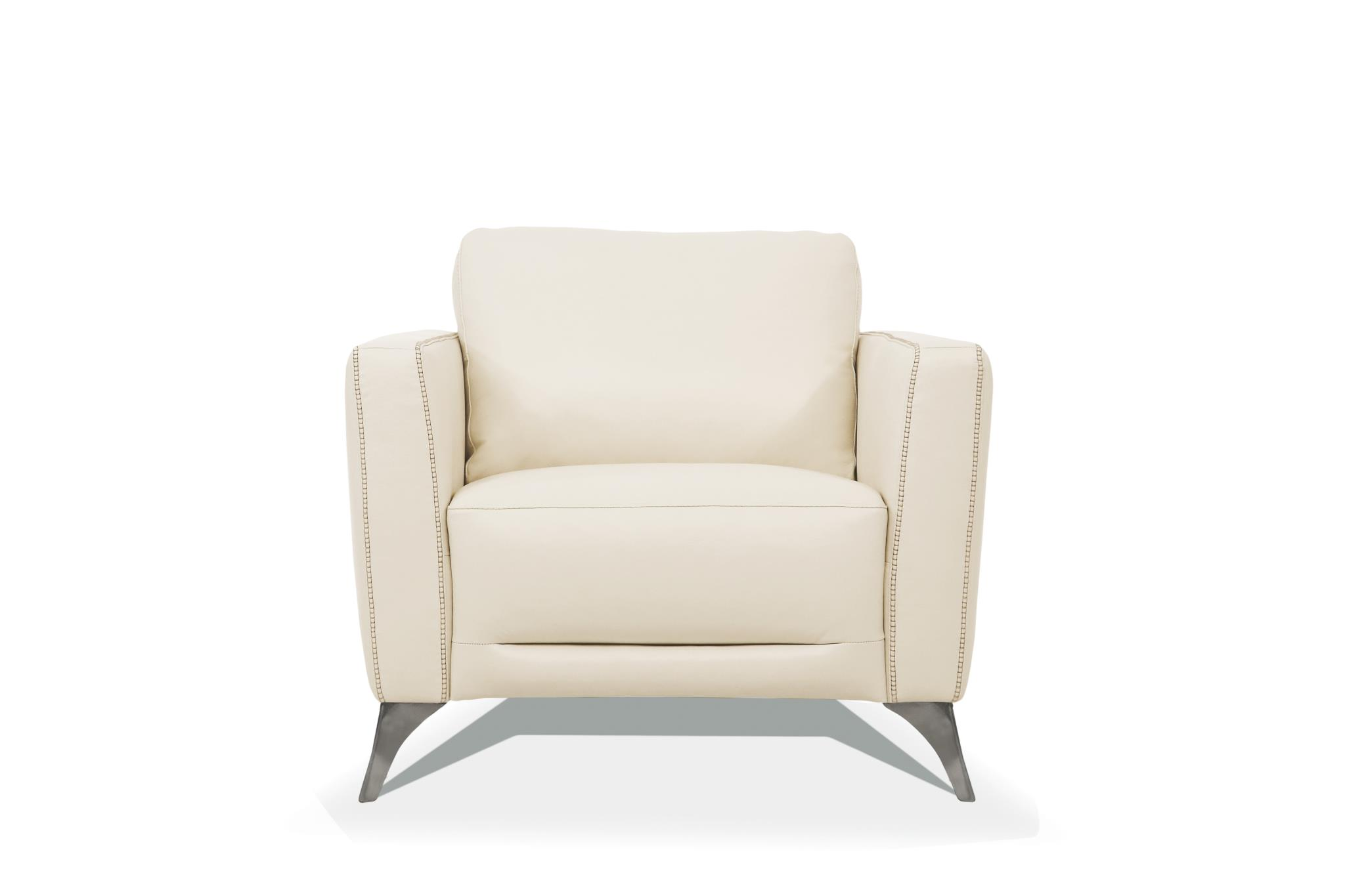 Cream Chair Front