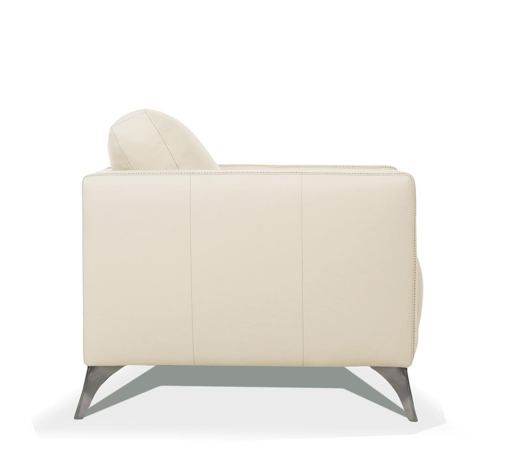 Cream Chair Side