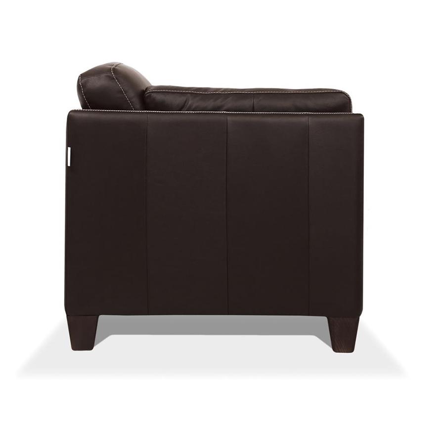 Chocolate Chair Side