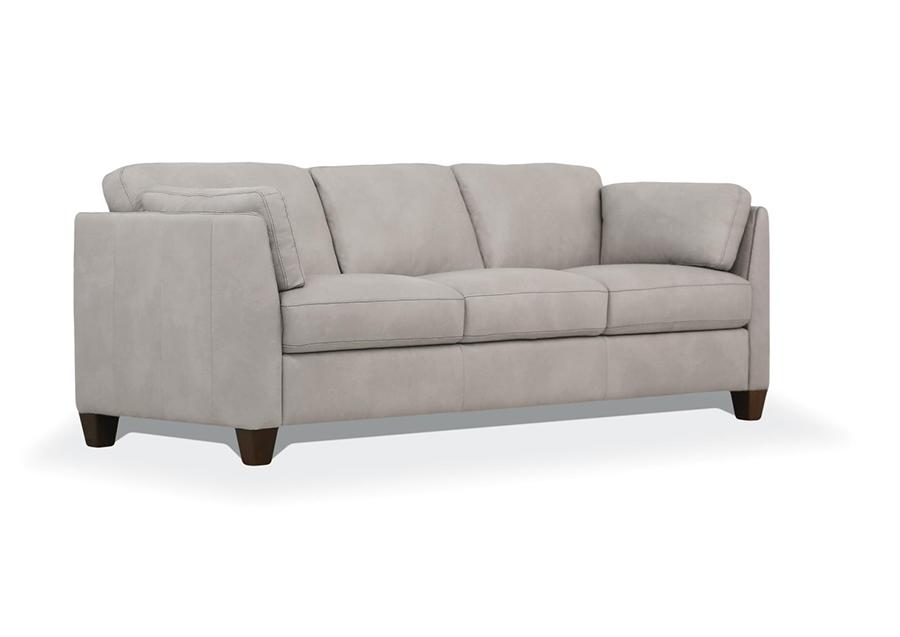 Dusty White Sofa