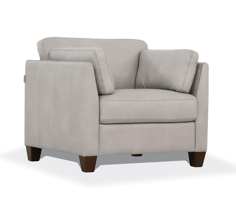 Dusty White Chair