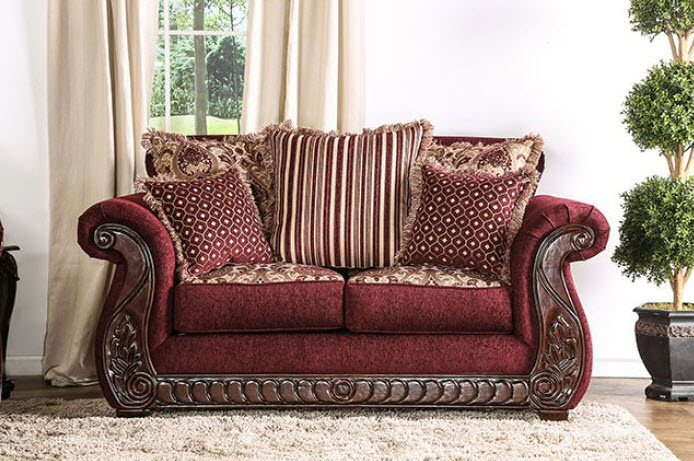 Wine Loveseat