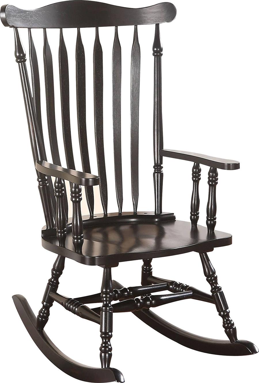 Rocker Chair Closer Details