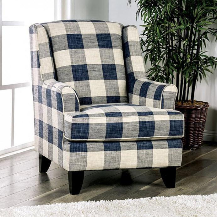 Checkered Chair