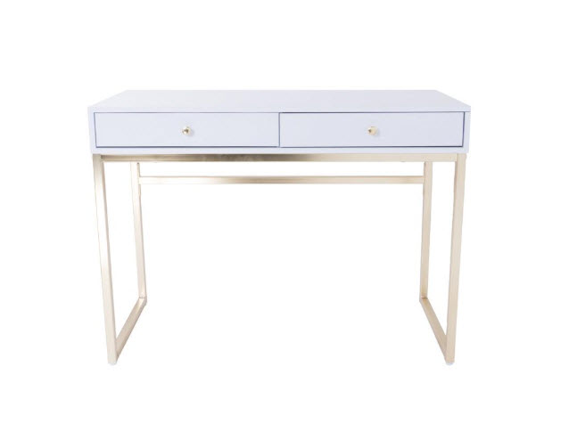 Chloe Premium Mirrored Vanity Table