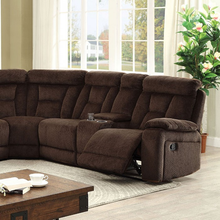 Br Thult Corner Sofa Bed Review: Maybell Sectional Sofa With 2 Consoles