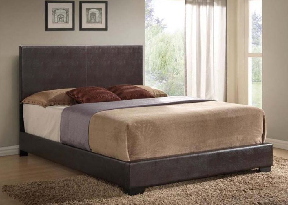Brown Bed