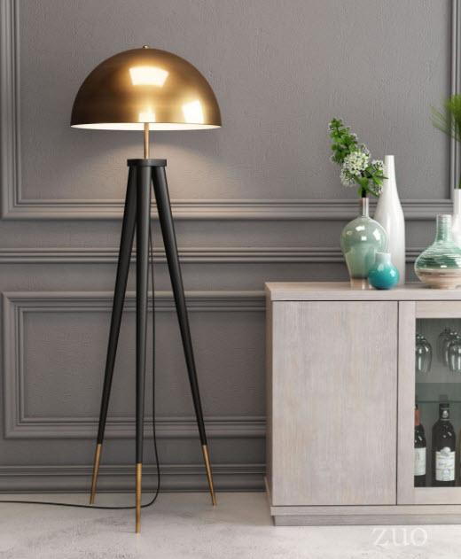 Mascot Mid Century Modern Floor Lamp