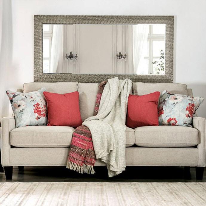 Nadene Chenille Sofa