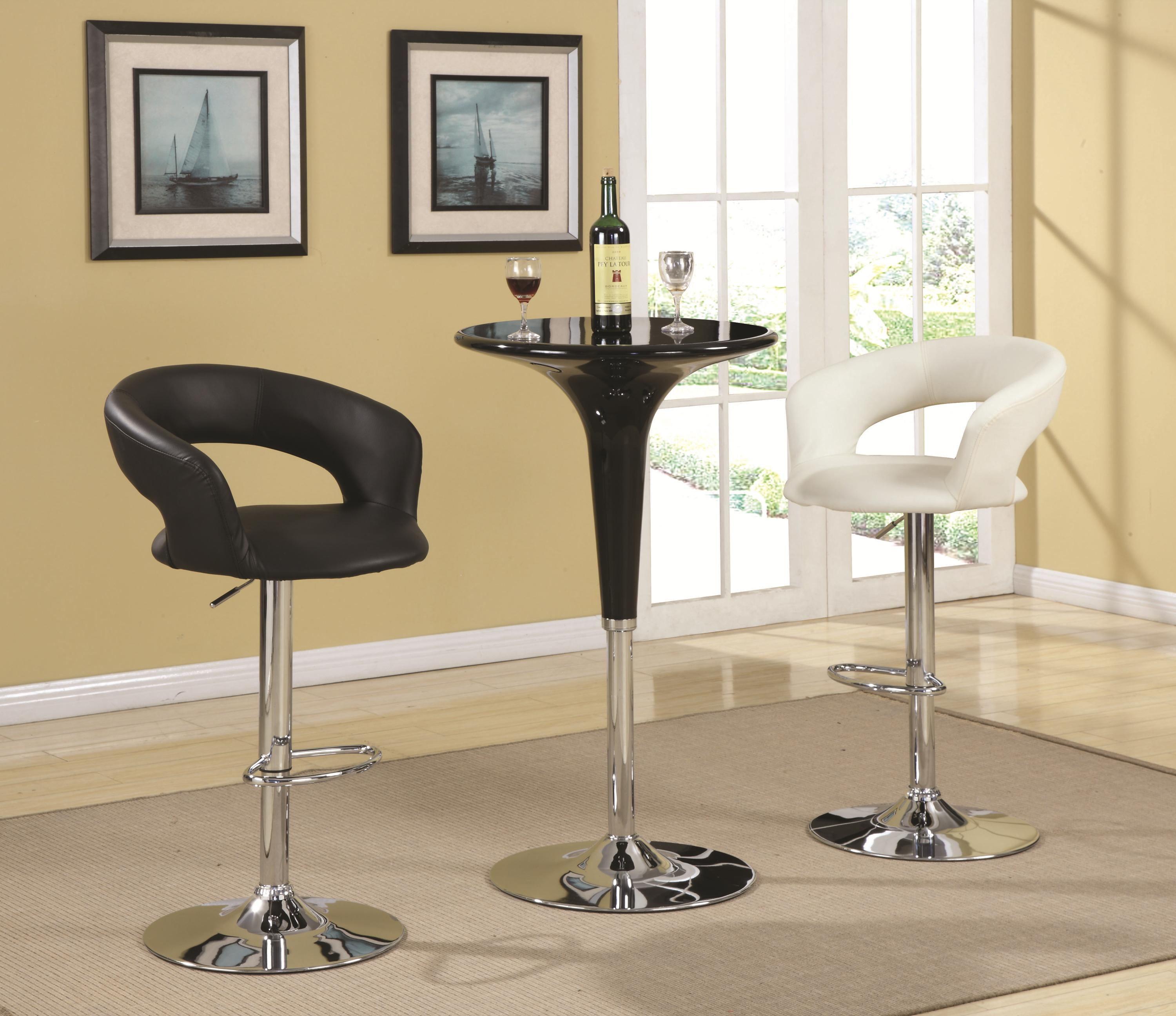 Bar Table Set : black bar table set - pezcame.com