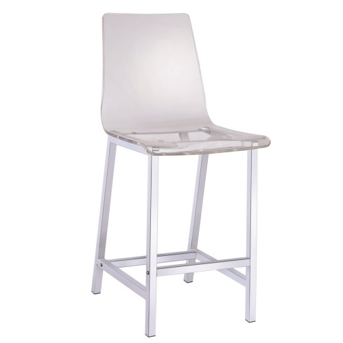 dining chairs and bar stools acrylic counter height stool with