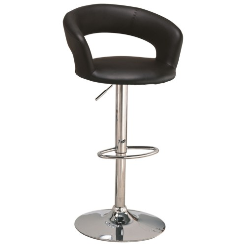Pleasing Upholstered Bar Chair With Adjustable Height Gamerscity Chair Design For Home Gamerscityorg