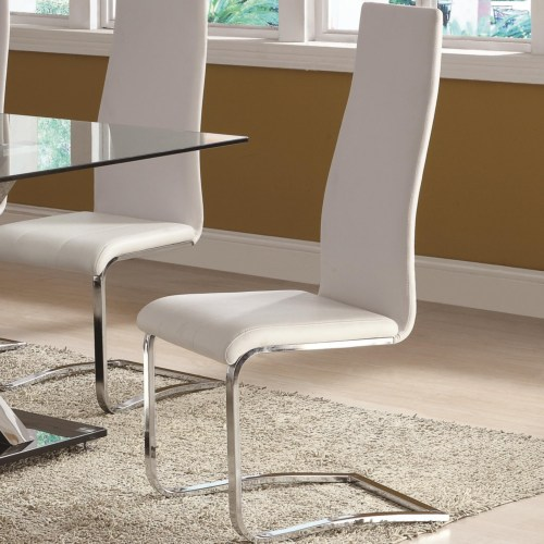 White Side Chairs