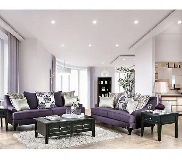 Purple Complete Set