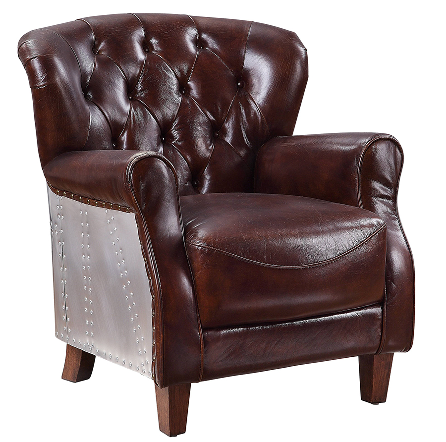 Accent Chair Angle