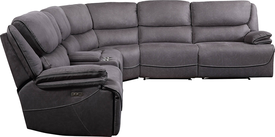 Sectional Sofa Side