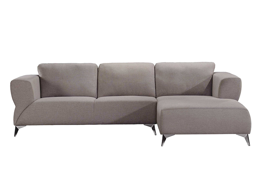 Sand Sectional Sofa Front