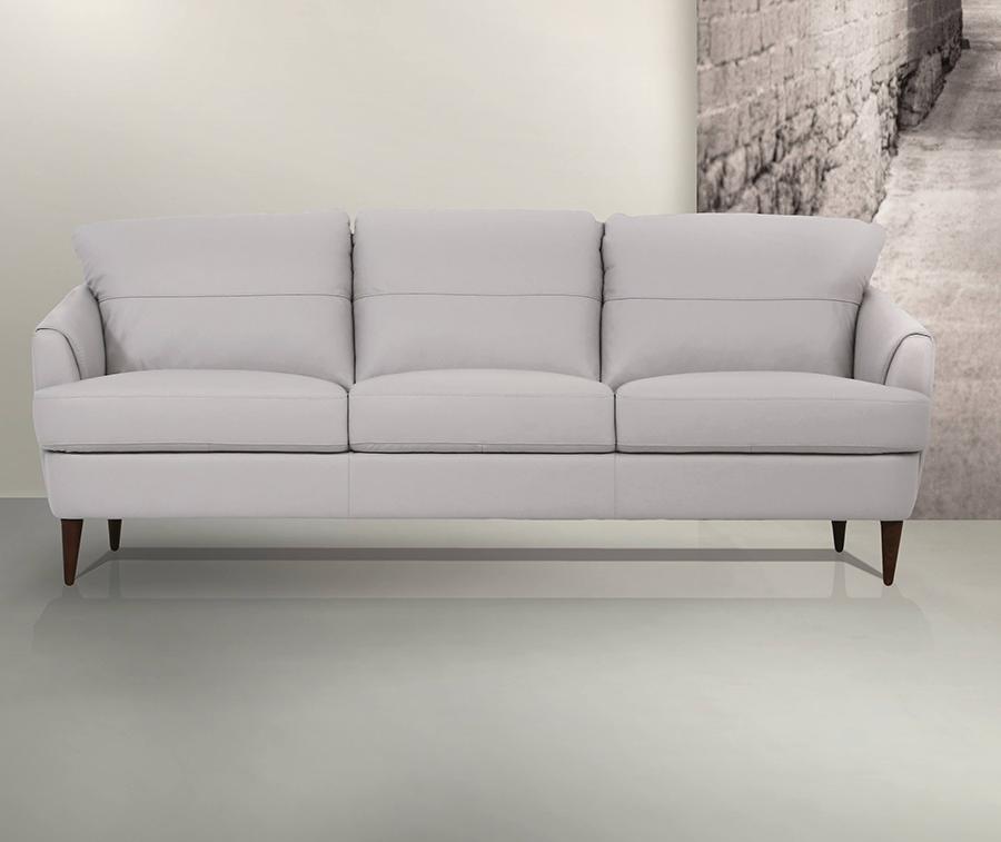 Pearl Gray Sofa