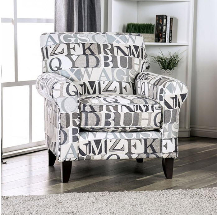 Letter Chair