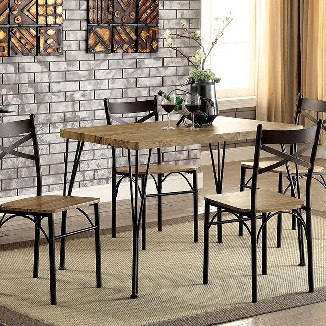 banbury complete 5 piece dining table set