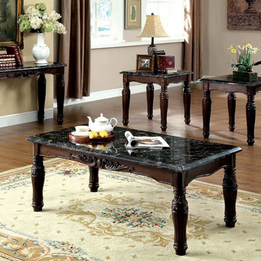 Brampton piece table set