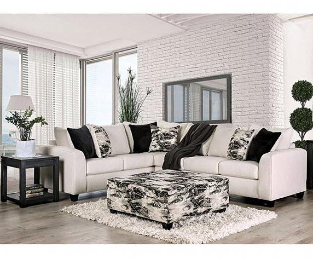 Barnett Contemporary Sectional Sofa