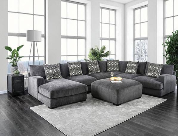 Kaylee U Shaped Sectional Sofa