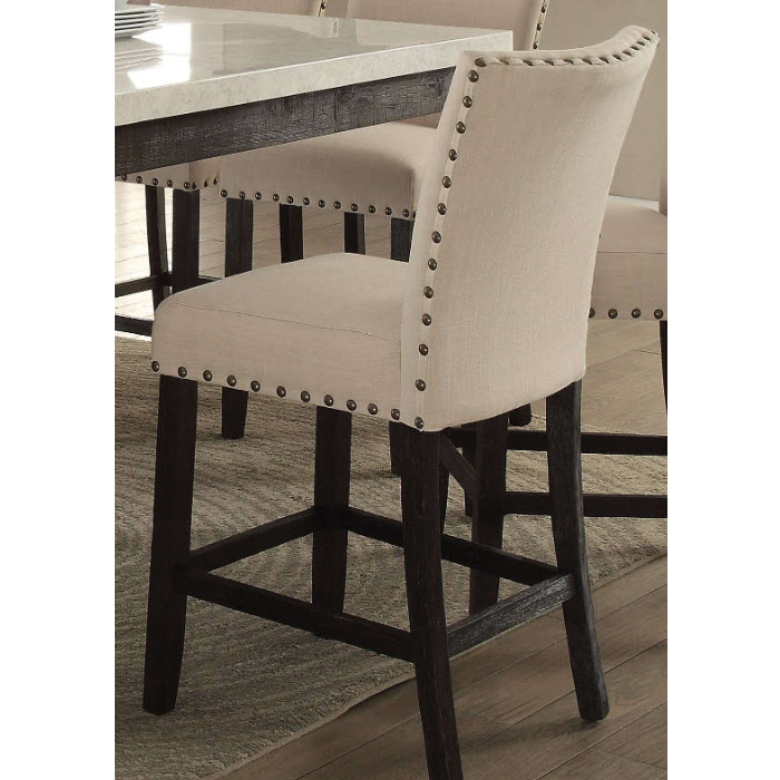 Nolan Counter Height Parson Dining Chair Set Of 2
