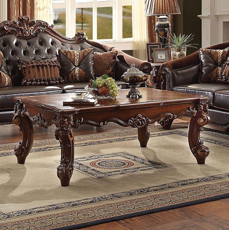 vendome ii traditional coffee table