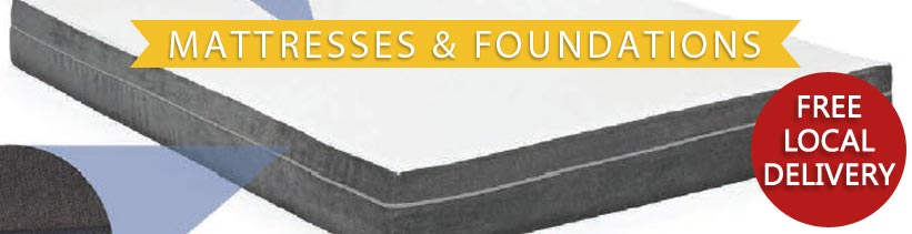 Mattress and Foundation